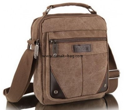 China bag manufacturers custom design small canvas bags mens handbags MT-138