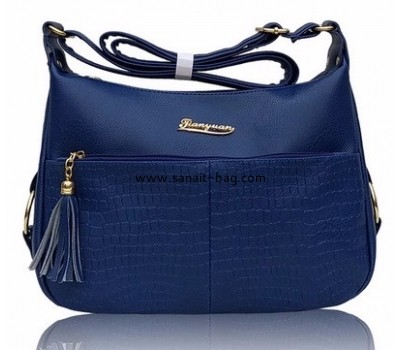 Chinese handbag manufacturers custom cheap designer handbags pu leather bags for women WT-314