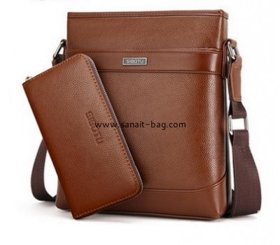 China factory bag custom men s PU leather business bags MT-146
