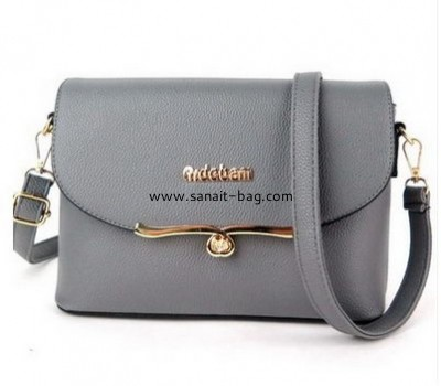 Custom bag factory bags custom pu material handbags for women WT-333