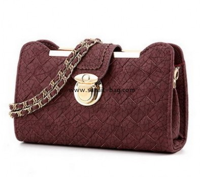 Leather bags exporters custom pu leather handbags designer bags on sale WT-337