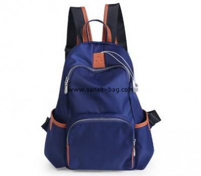 Manufacturer of bags customize oxford backpacks for school WB-152
